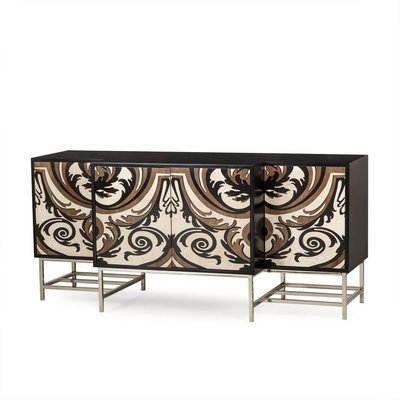 Resource Decor Damask Credenza