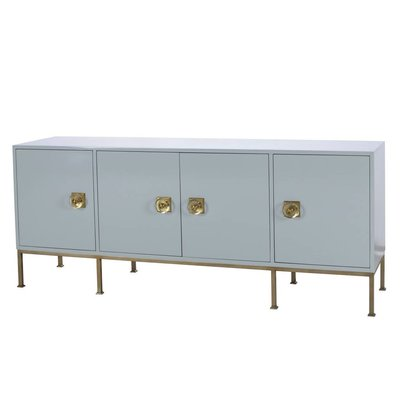 Resource Decor Formal Credenza - Putty