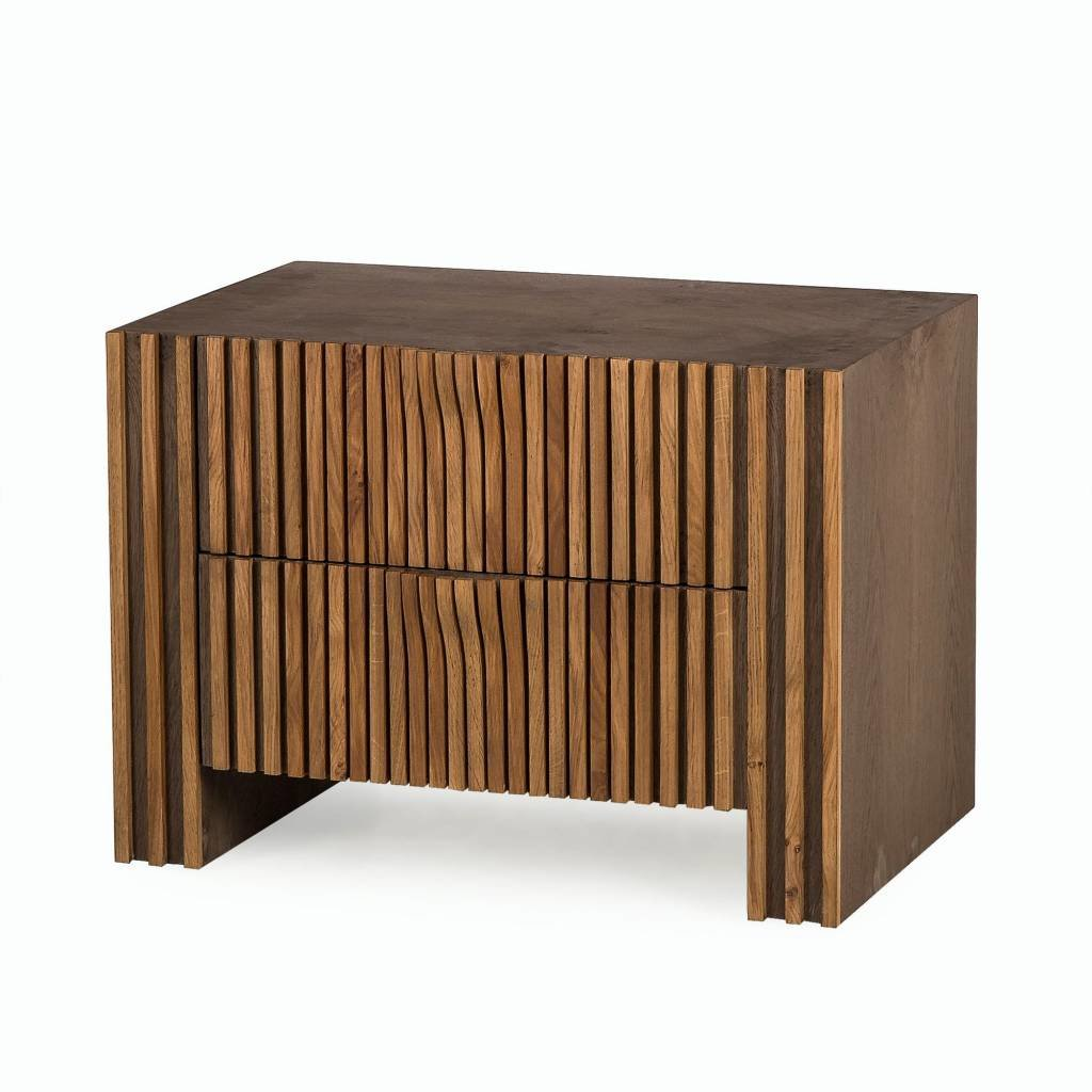 Resource Decor Angelica Nightstand - 2 Drawer