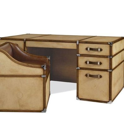 Resource Decor Drake Desk with Chair