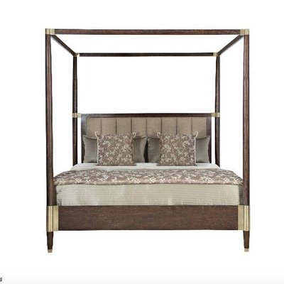 Bernhardt ??? ??? Clarendon Canopy Bed -Queen