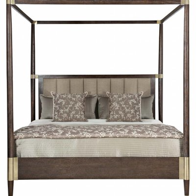 Bernhardt ??? ??? ?? Clarendon Canopy Bed -king