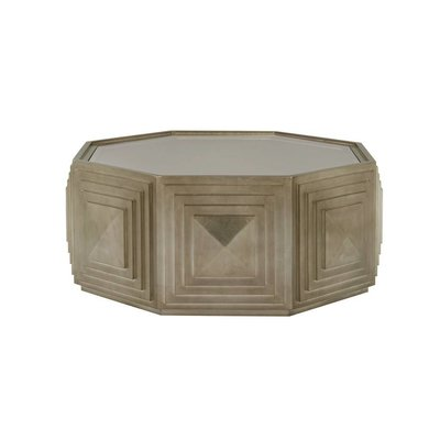 Bernhardt ??? ?? ??? Mosaic Round Cocktail Table