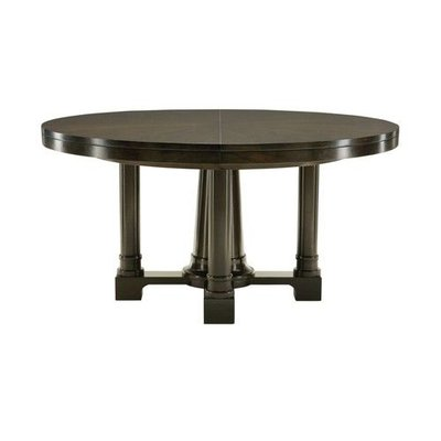 Bernhardt ??? ?? ???? Sutton House Round Dining Table