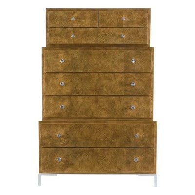 Bernhardt ??? ?? ?? Soho Luxe Three-Tiered Tall Chest