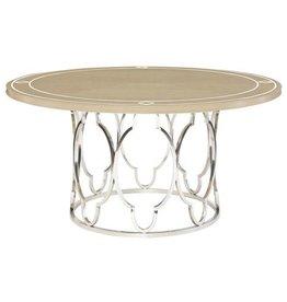 Bernhardt ??? ?? ???? Savoy Place Round Dining Table
