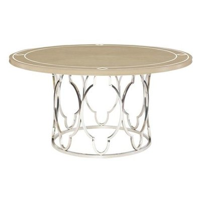 Bernhardt ??? ?? ???? Savoy Place Round Dining Table
