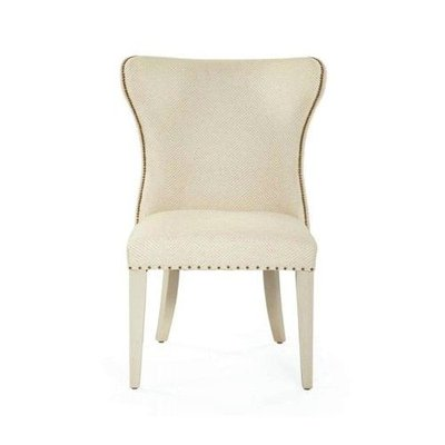 Bernhardt ??? ?? ?? Salon Upholstered Wing Dining Chair