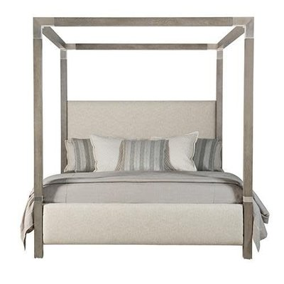 Bernhardt ??? ??? ??? Palma Upholstered Canopy Bed-California King