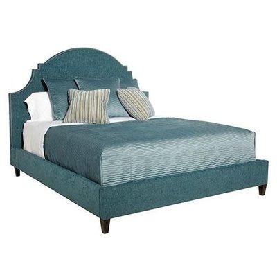 Bernhardt ??? ??? Lindsey Upholstered Bed-Queen
