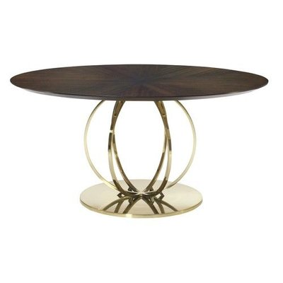 Bernhardt ??? ???? Jet Set Round Dining Table
