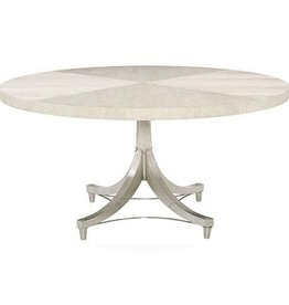 Bernhardt ??? ?? ?? Domaine Blanc Round Dining Table Top and Base