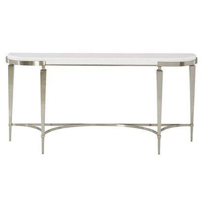 Bernhardt ??? ?? ?? ?? ?? Domaine Blanc Demilune Console Table