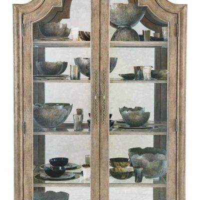 Bernhardt ??? ?? ??? Campania Display Cabinet