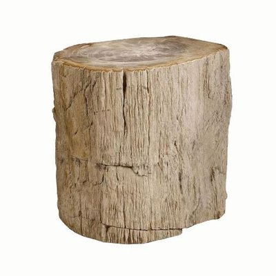 Bernhardt ??? ???? ?? Petrified Wood Side Table