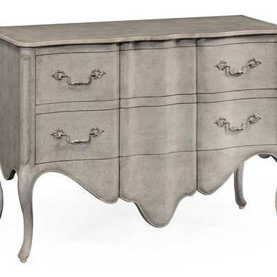 Jonathan Charles French Provincial Style Chest Of Drawers