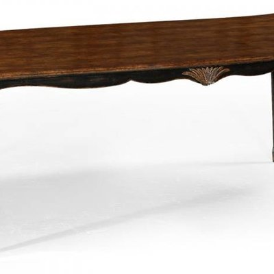 Jonathan Charles Rub-Through Dining Table