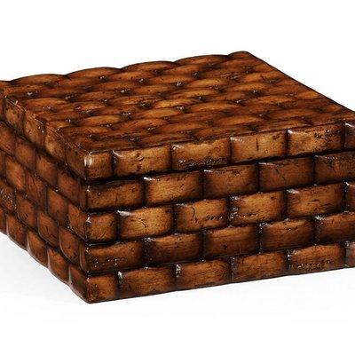 "Jonathan Charles Square ""Block"" Box"