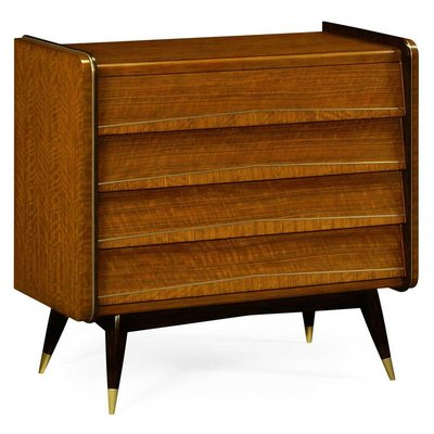 Jonathan Charles Mid-Century Chest of Drawers