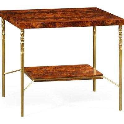 Jonathan Charles Square Side Table