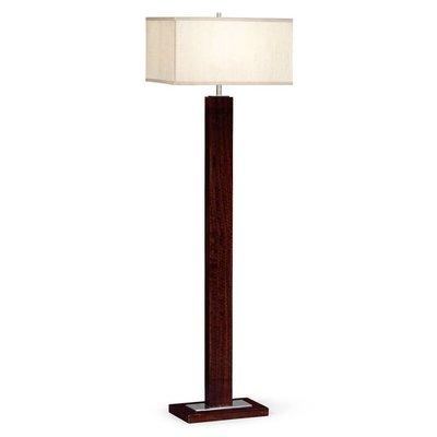 Jonathan Charles Rectangular Floor Lamp