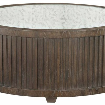 Bernhardt Clarendon Round Cocktail Table