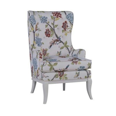 Chaddock Chaddock Collection Sherman Wing Chair (Fabric)