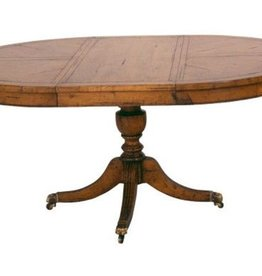 Chaddock Guy Chaddock Collection Silverthorne Pedestal Table