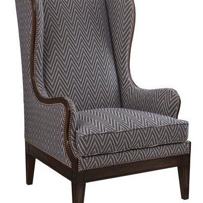 Chaddock Guy Chaddock Collection Estate Wing Chair