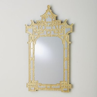 Global Views Chinoiserie Mirror