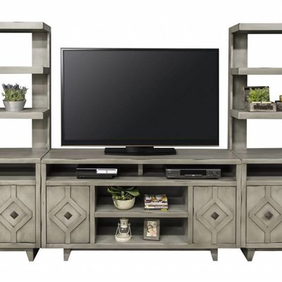 Entertainment Wall/Beverly Collection