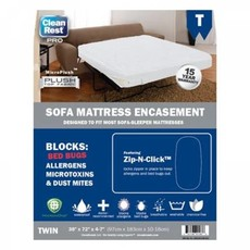 3/Master queen cleanrst pro mattress
