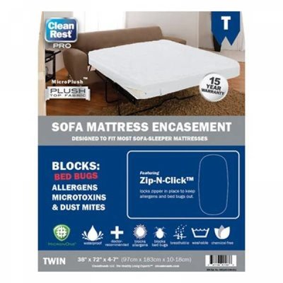 Pro King mattress encasement