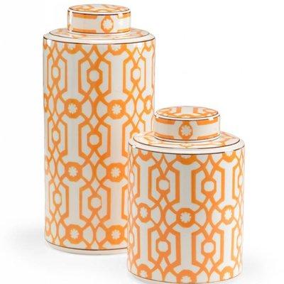wildwood orange canisters