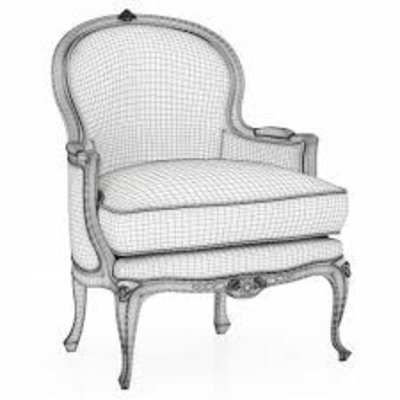 Rauph Lauren RL St Germain Occasional Chair