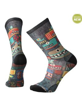SMART WOOL M'S SMARTWOOL TOTEM MONSTER SOCK