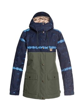 DC W'S DC CRUISER SNOW JACKET