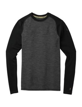 SMART WOOL SMARTWOOL M'S MERINO 250 BASELAYER PATTERNED CREW