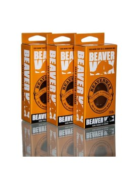 BeaverWax Beaver Wax Warm Temp Snow Wax - 155g