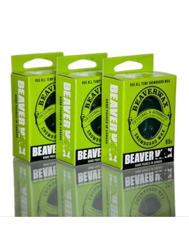 BeaverWax Beaver Wax All Temp Snow Wax - 95g