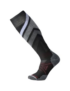 SMART WOOL SMART WOOL M'S PHD SKI MEDIUM PATTERN SOCK