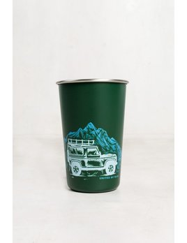 UNITED BY BLUE United By Blue Adventure Mobile 16oz Steel Tumbler