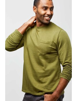 UNITED BY BLUE UNITED BY BLUE M'S STANDARD POCKET LONG SLEEVE