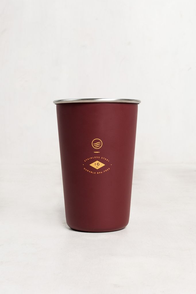UNITED BY BLUE UNITED BY BLUE AND I MUST GO 16oz TUMBLER