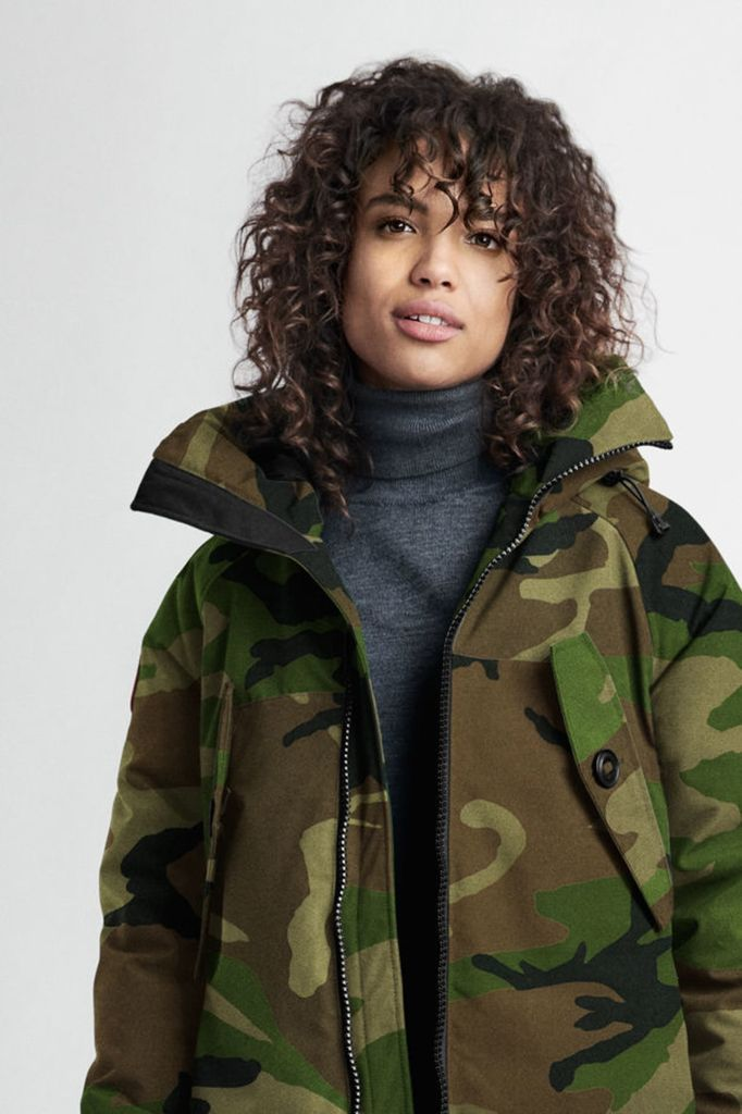 CANADA GOOSE CANADA GOOSE W'S OLYMPIA PARKA