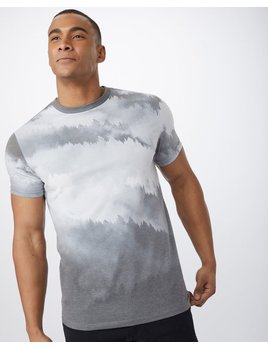 TENTREE TENTREE M'S FOGGY MOUNTAINS TEE