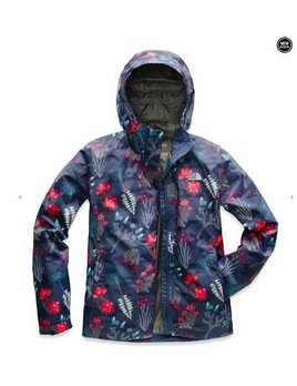 TNF THE NORTH FACE W'S PRINT VENTURE JACKET