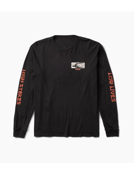 ROARK ROARK M'S HIGH STAKES LOW LIVES STAPLE LONG SLEEVE TEE