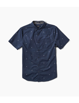 ROARK ROARK M'S TRIPLE LANTERNS BUTTON UP SHIRT