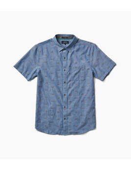 ROARK ROARK M'S TAO BUTTON UP SHIRT